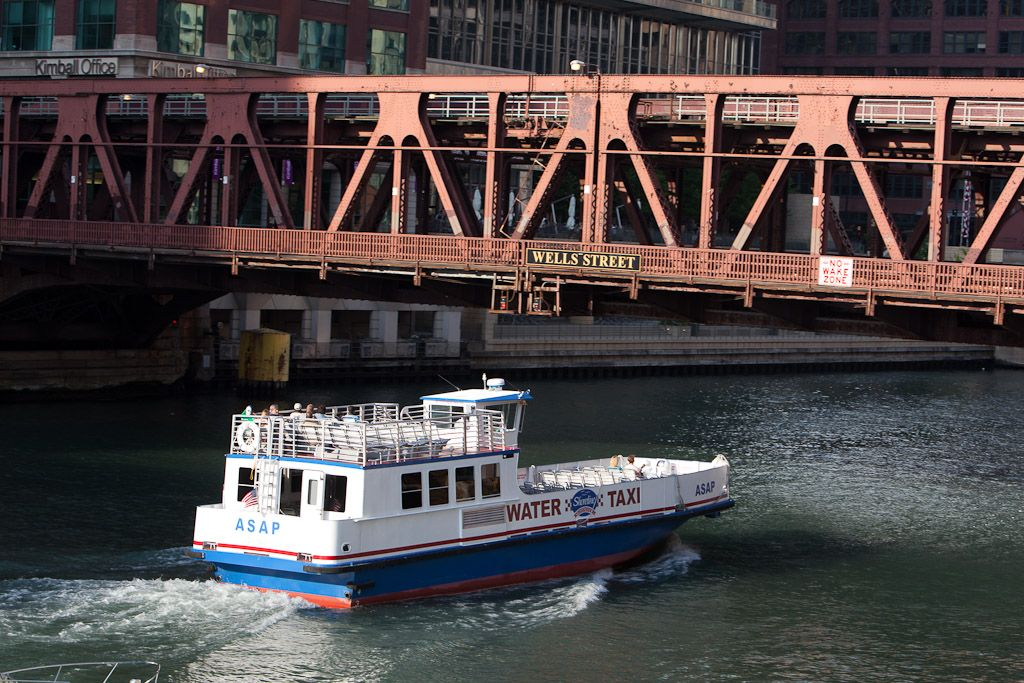 Shoreline S Water Taxi S Will Help You Get Around Town We