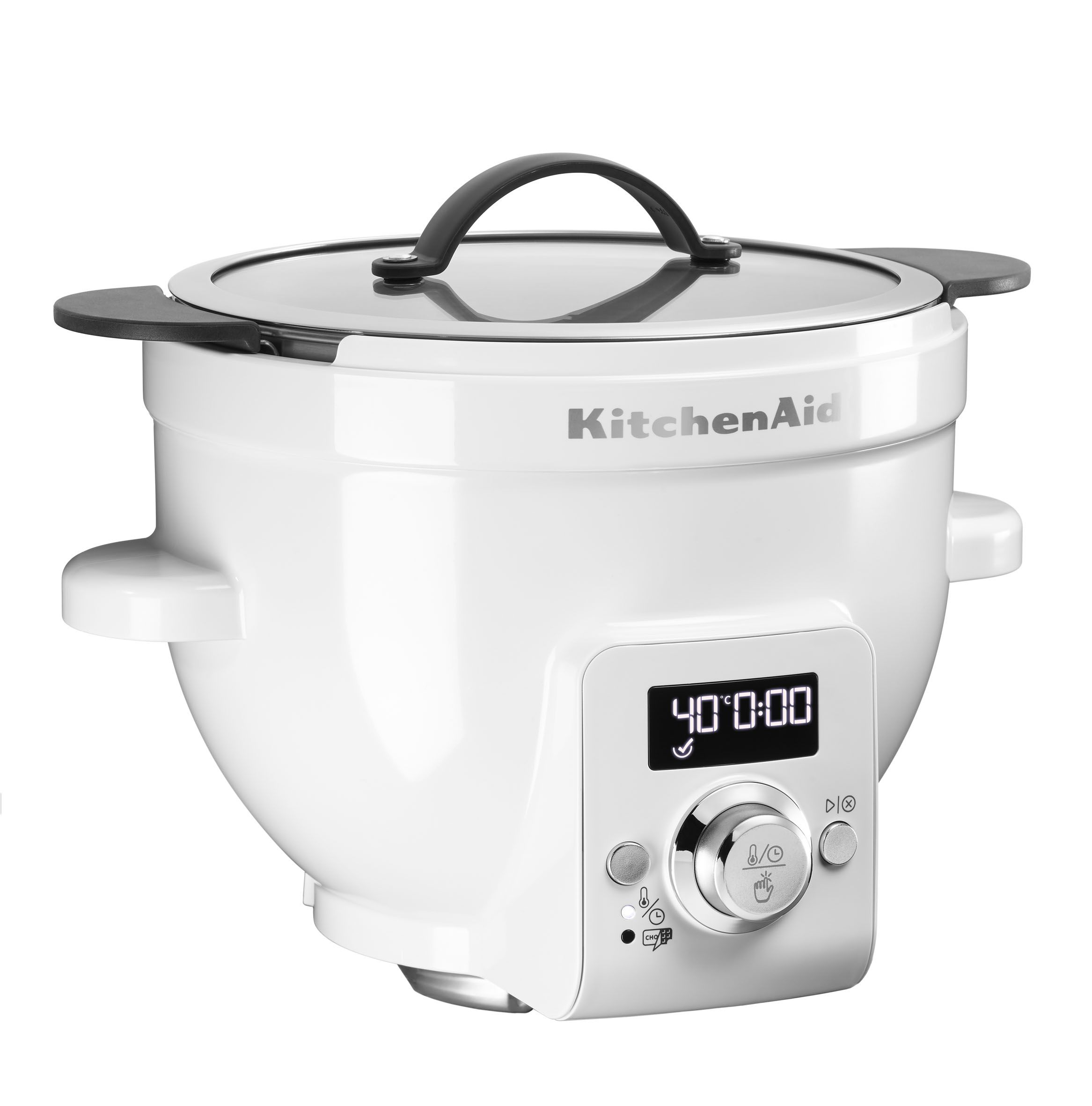 Kitchenaid artisan precise heat mixing bowl aide