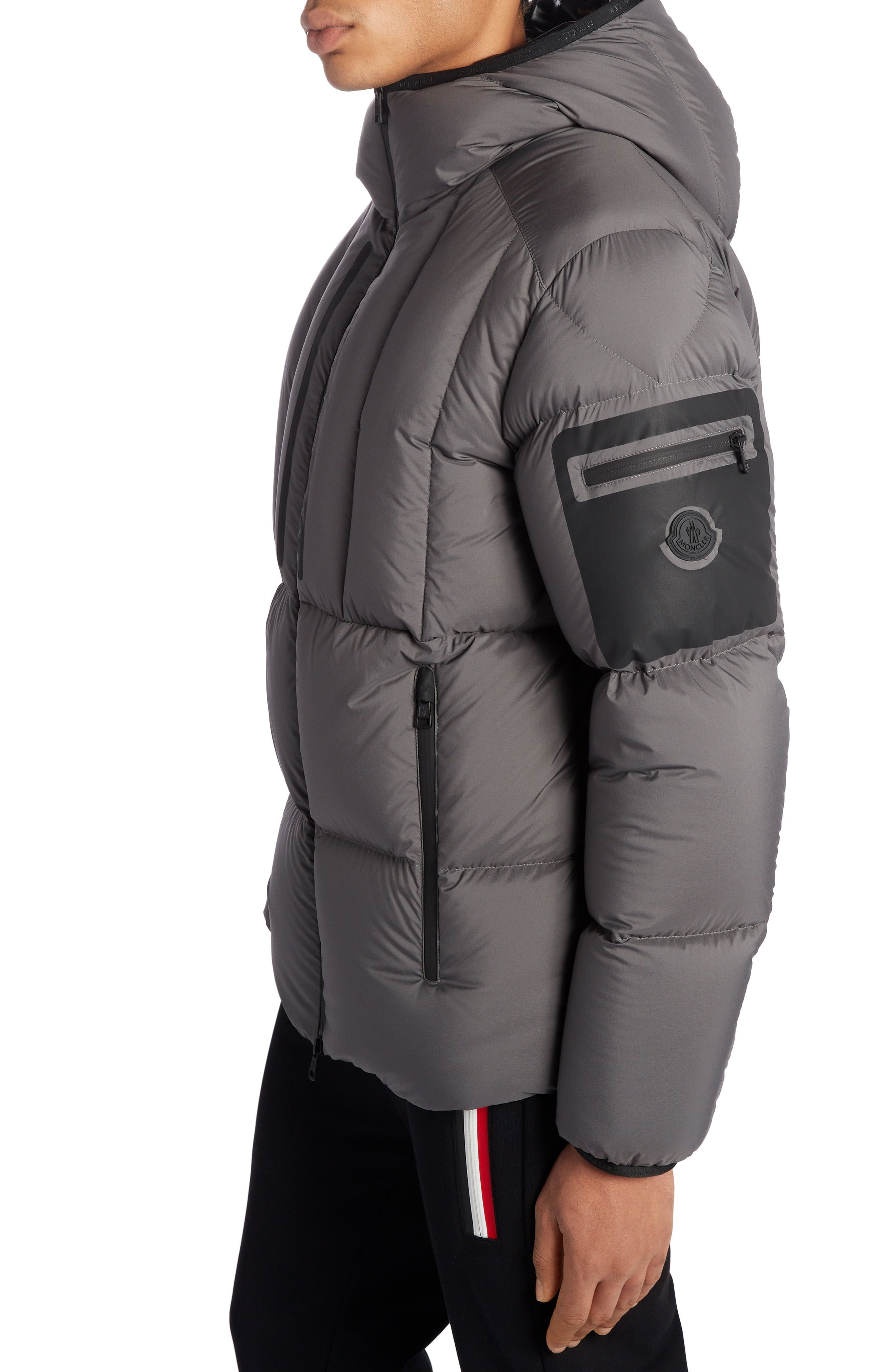Moncler Arcachon Hooded Down Jacket Nordstrom In 2021 Mens Clothing Styles Down Jacket Jackets [ 4048 x 2640 Pixel ]