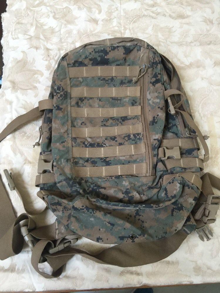 USGI APB03 Assault Pack Generation 2 MARPAT Coyote Tan Used Surplus | eBay