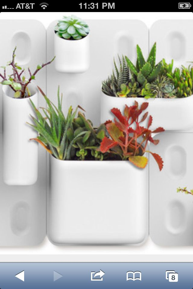 http://www.myurbio.com/  Small space planters and organizational solutions. Awesomeness!!!
