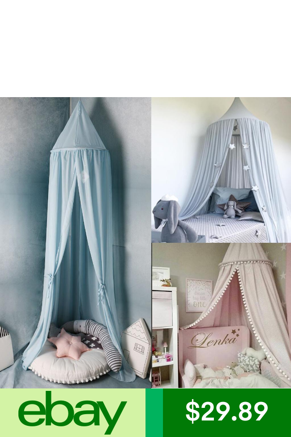 Bed Canopies Home & Garden Baby bed canopy, Net curtains