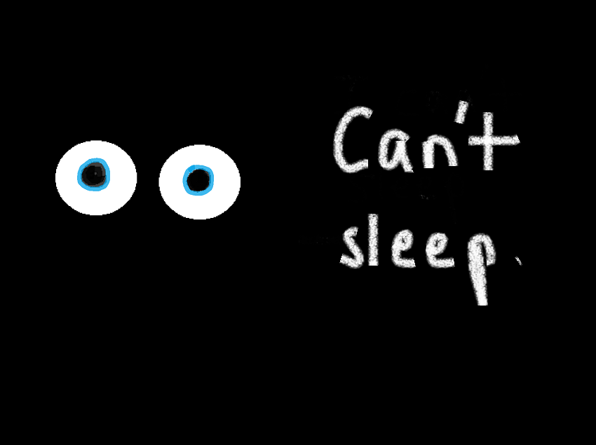 the dark: insomnia | the natural, sleep and can't sleep, Skeleton
