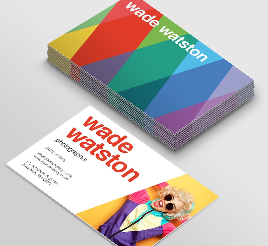 Cheap Business Cards Free Delivery Uk Choice Image - Business Card ...