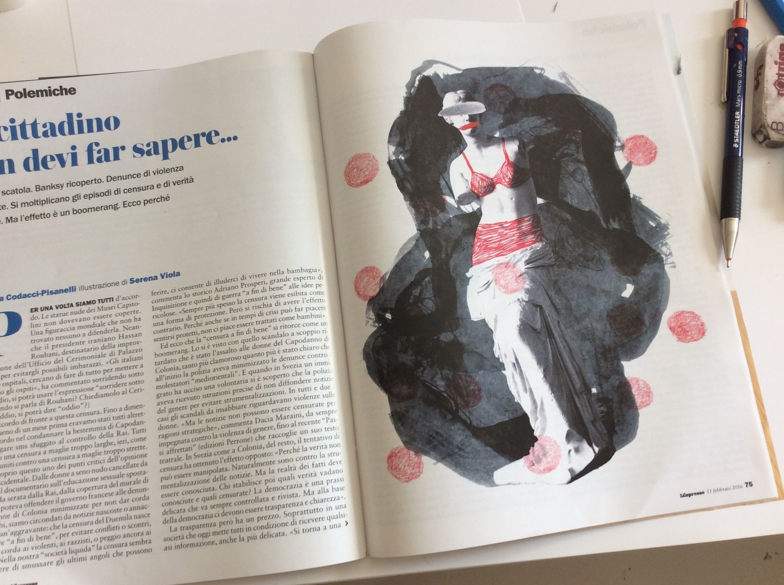 Serena's Portfolio - illustration
