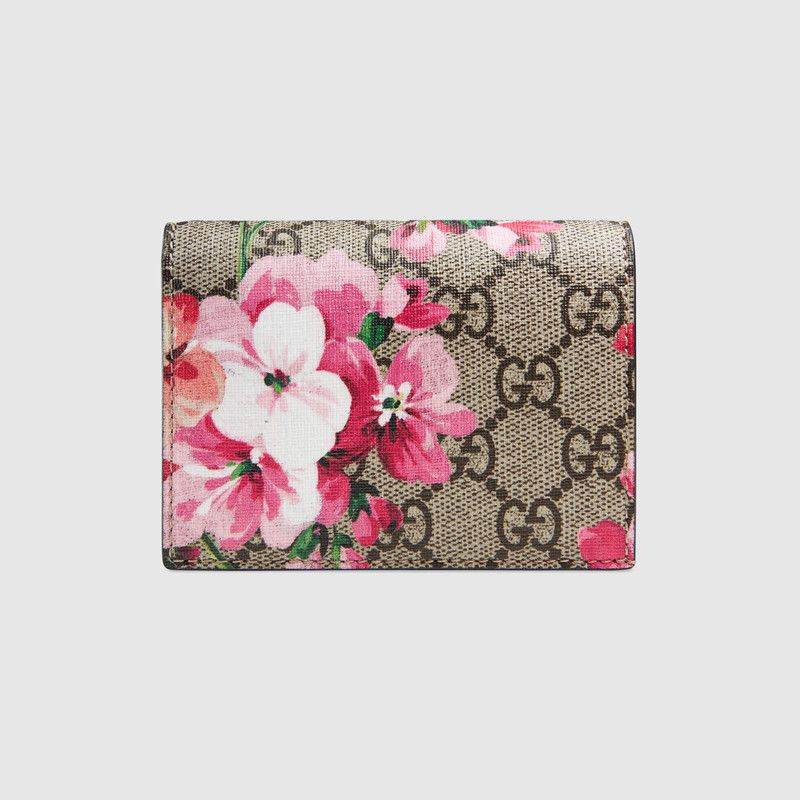 74be8562ef1  380 -- Blooms printed GG Supreme canvas. The GG Blooms print was first  presented throughout the Fall Winter 2015 Fashion Show collection and has  continued ...