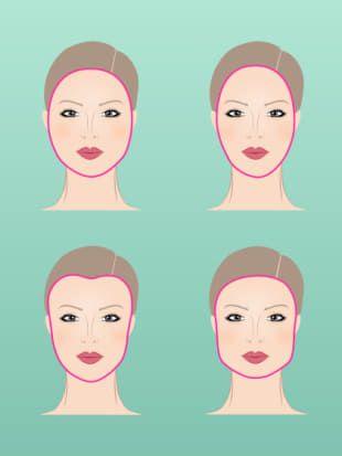 Dieser Scheitel Passt Zu Deiner Gesichtsform Frisuren Mittellanges Haar Rundes Gesicht Kurzhaarfrisuren Rundes Gesicht Haarschnitt Rundes Gesicht