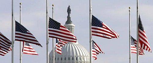 American Half Staff 500 Flag Flags At Half Mast American Flag