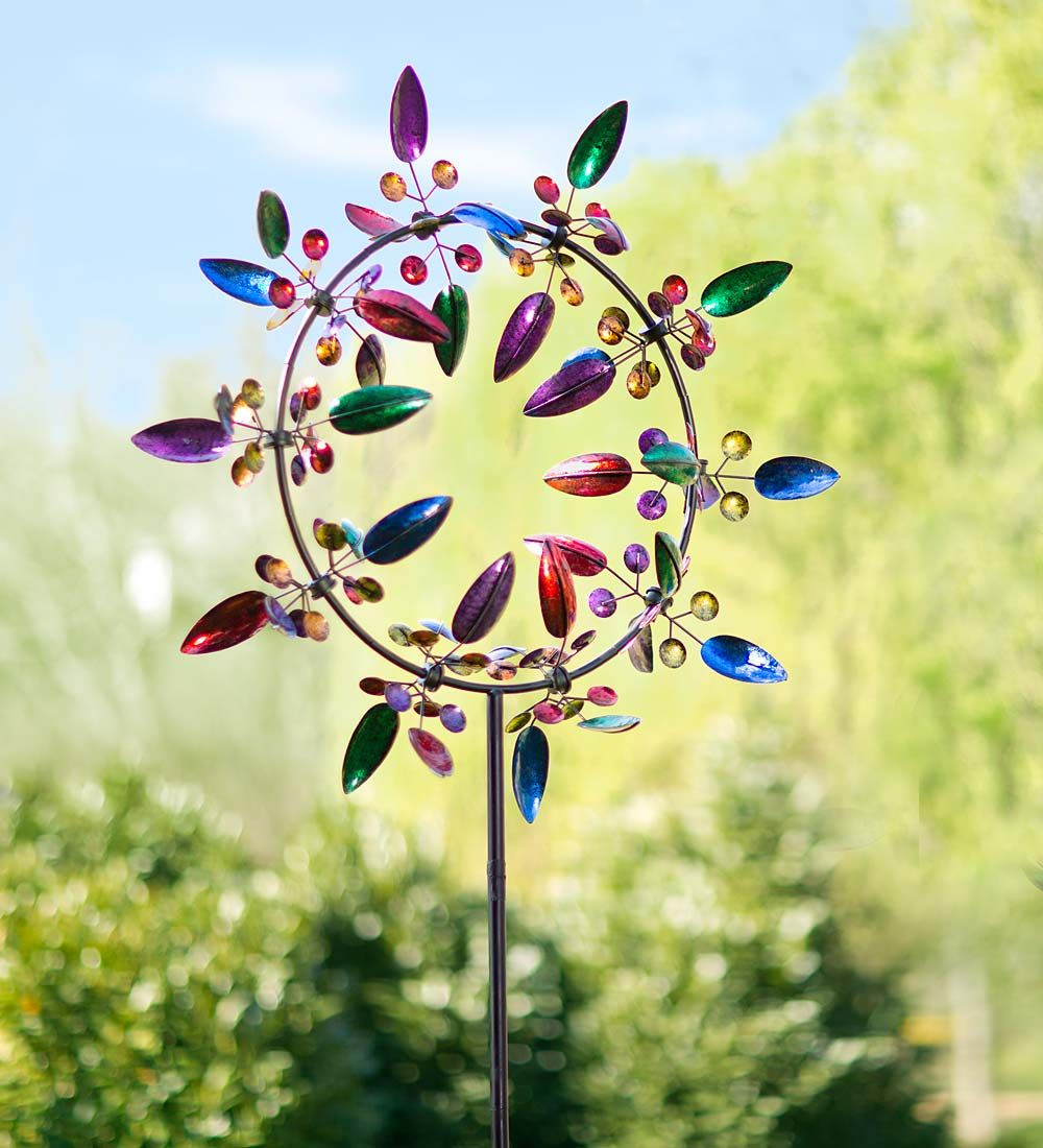 Our Wind Spinners, Whirligigs And Garden Spinners Bring Incredible Movement  To Your Outdoor Décor. Shop Metal Wind Spinners, Copper Wind Spinners And  More.