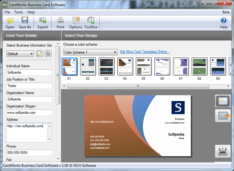 Cardworks business card software plus is a great software for cardworks business card software plus is a great software for design create and print business reheart Choice Image