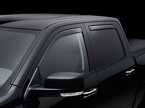 Weathertech 82740 Side Window Deflector Front And Rear You Can Get Additional Details At The Image Link Weather Tech Automotive Solutions Side Window