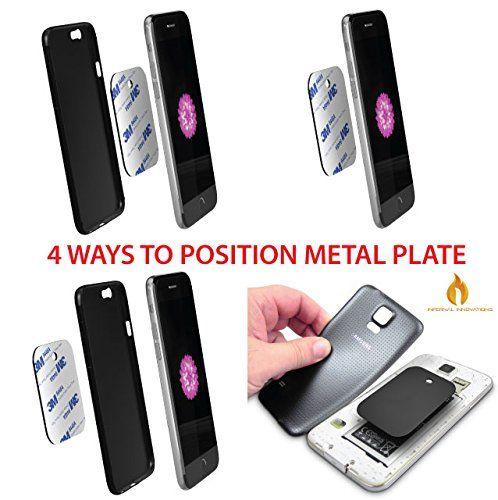 best authentic af64e 8901d Amazon.com: #1 Magnetic Phone Mount CD Slot   iPhone 6 Car Mount ...