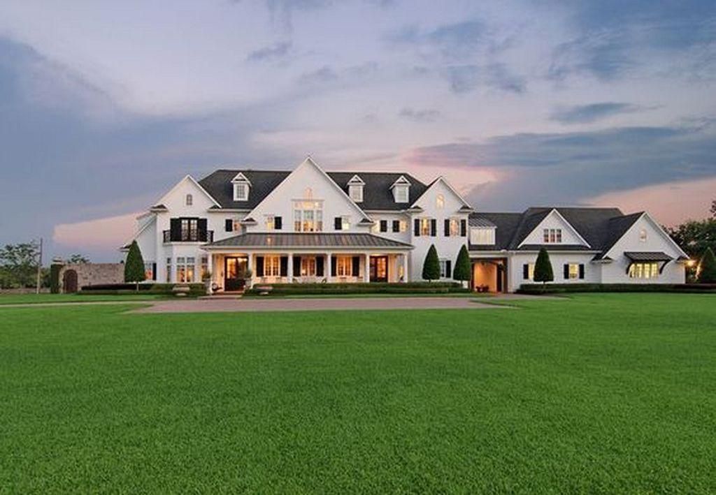 20 Modern Texas Ranch Style Home Design Ranch House Exterior