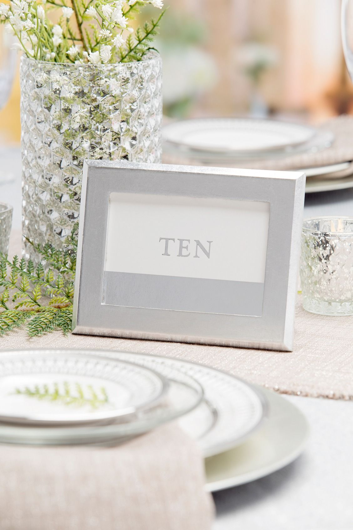 Create The Wedding Of Your Dreams With Diy Components From David Tutera And Michaels Decor To Special Bridal Accessories Right Touch For