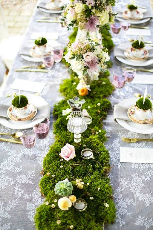 Picture Perfect Wedding Ideas For Reception Tables