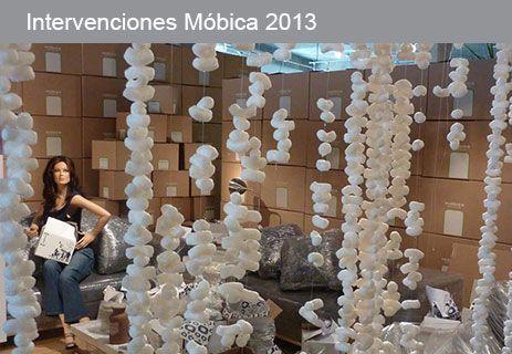 Intervenciones Móbica 2013