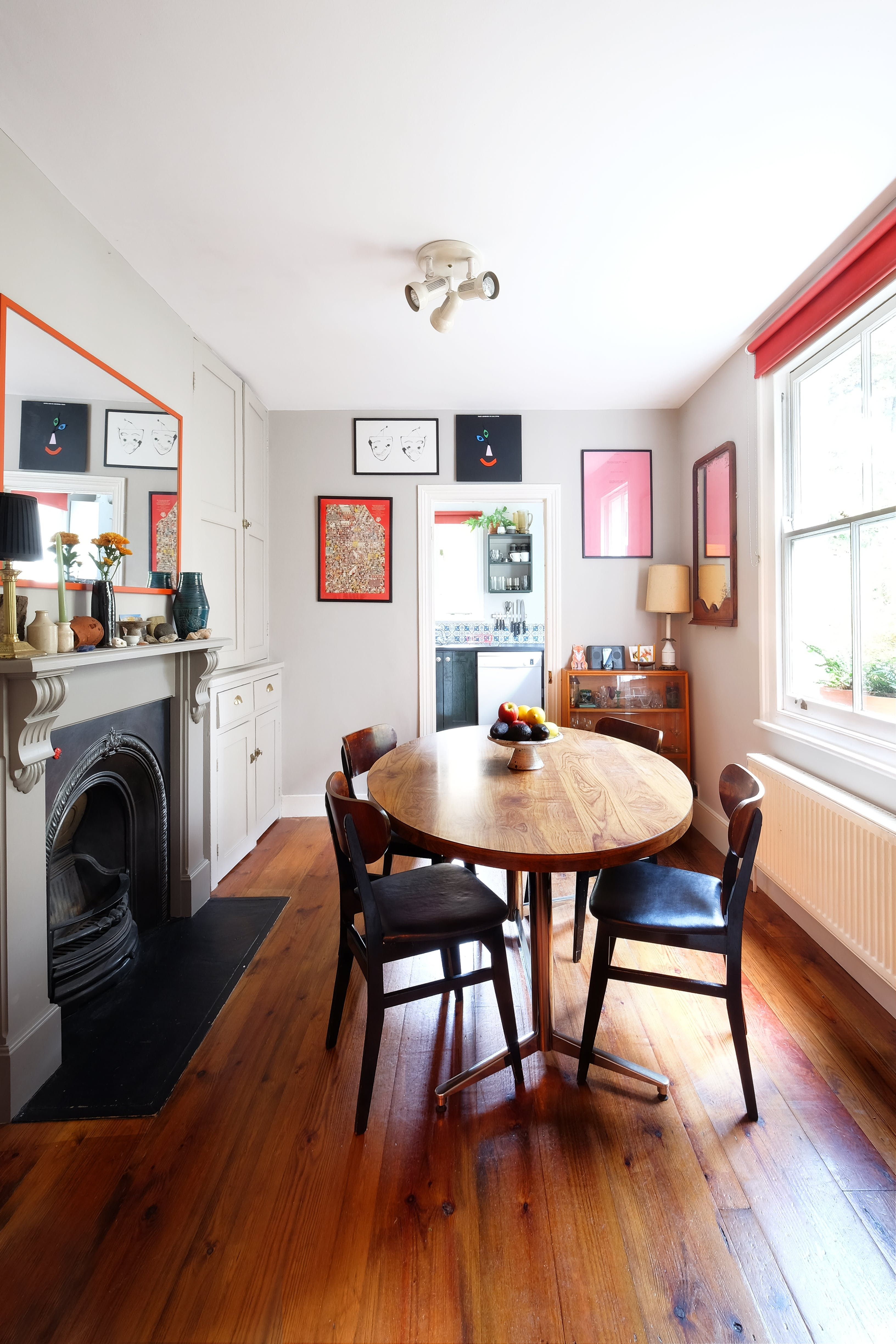 70s Inspired Style In South East London Home Rooms Home Decor