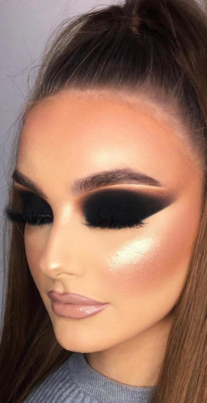50+ best smokey eye makeup ideas 2019 & smokey eye tutorials