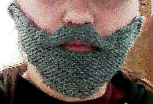 Ravelry: Short Beard pattern by Chelsea Slater | Knitted ...