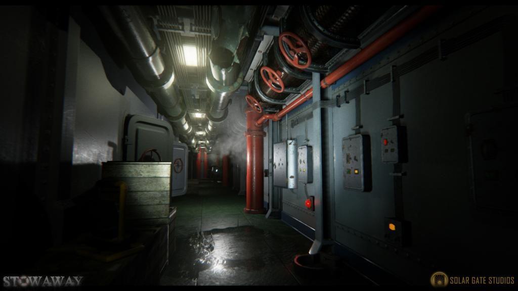 UE4 Stowaway - Survival Horror Game - Polycount Forum  Unreal - copy ue4 blueprint draw debug