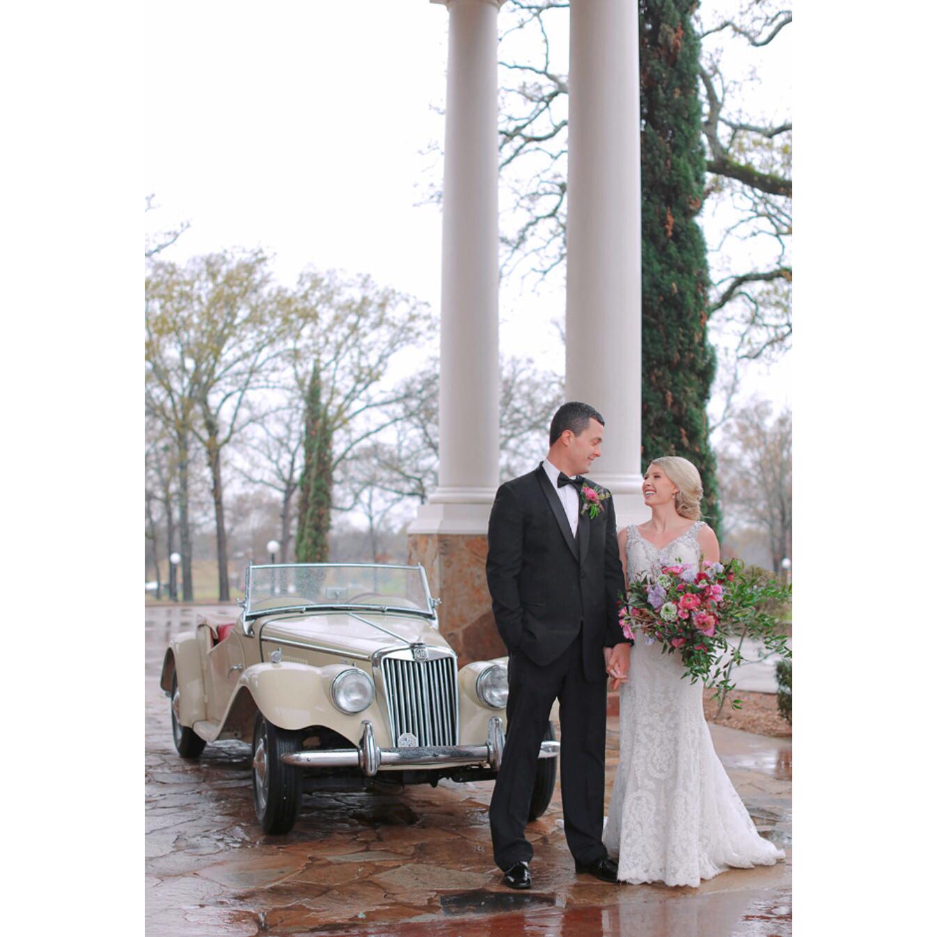 Villa di Felicita • wedding venue in Tyler Texas east of