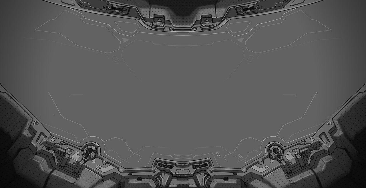 a0644febace Spartan Tanaka Visor HUD | Halo | Halo 5, Halo, Interior concept