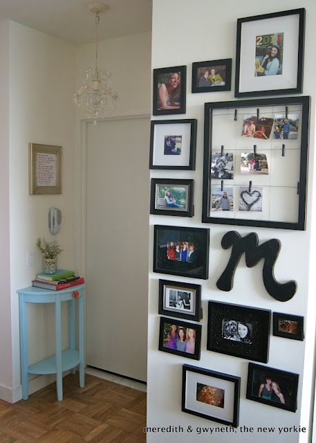 Frame Wire And Clothespin Picture Holder La Casa De Todos