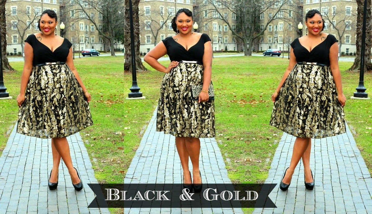 day 10 og my 12 Days of Holiday Outfits #plussizefashion