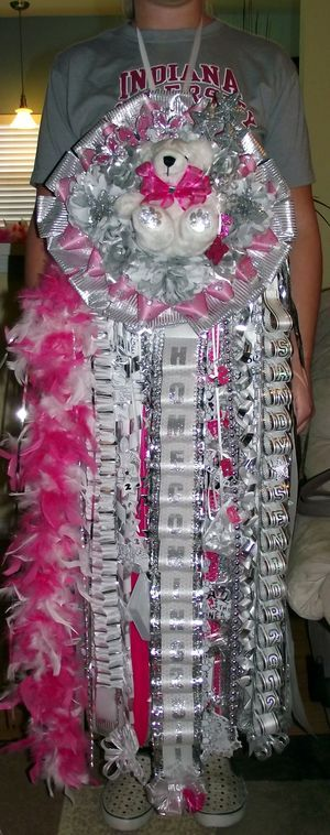 Image detail for -... Tags : Flower Mound , Quad , Senior Homecoming Mums , Triple