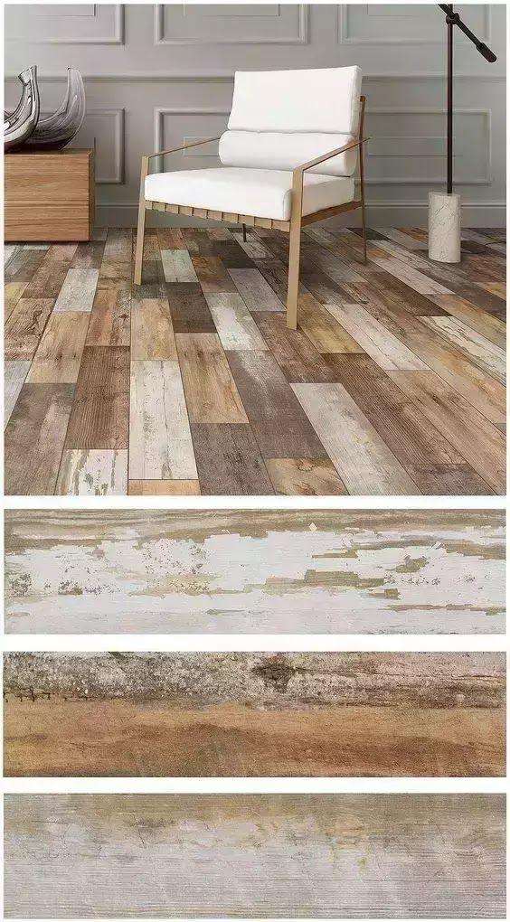 好睇實用的木紋磚,百看不厭,這樣的舖貼方案,一定可以俾你啟發。大家要大膽些,有點創意舖貼。 Salon