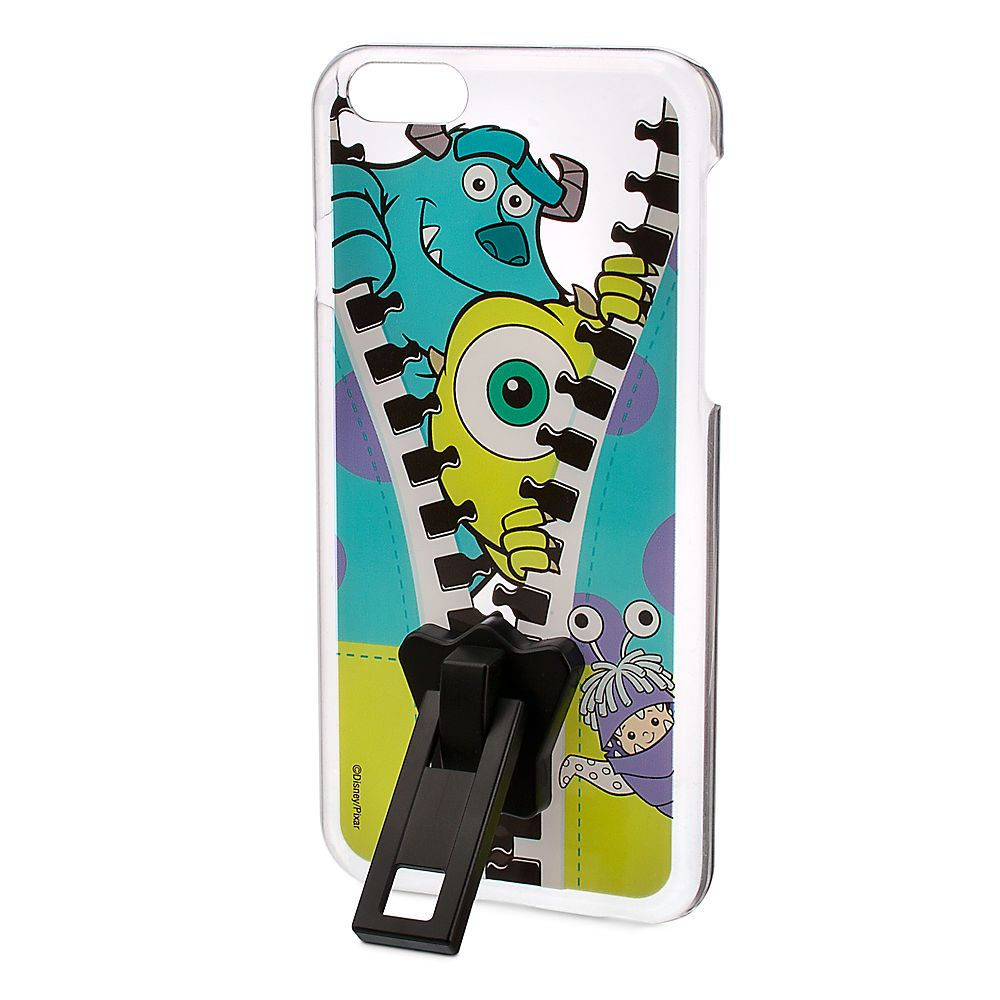 new style 7b473 2d19e Monsters Inc. Zip iPhone 6 Case | Monsters | Phone Cases | Disney ...