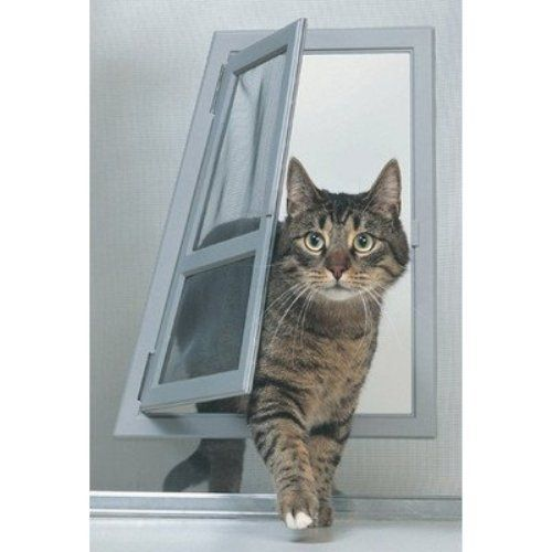Screen Door Pet Passage See This Awesome Image Cat Furniture Pet Screen Door Pet Doors Pet Door
