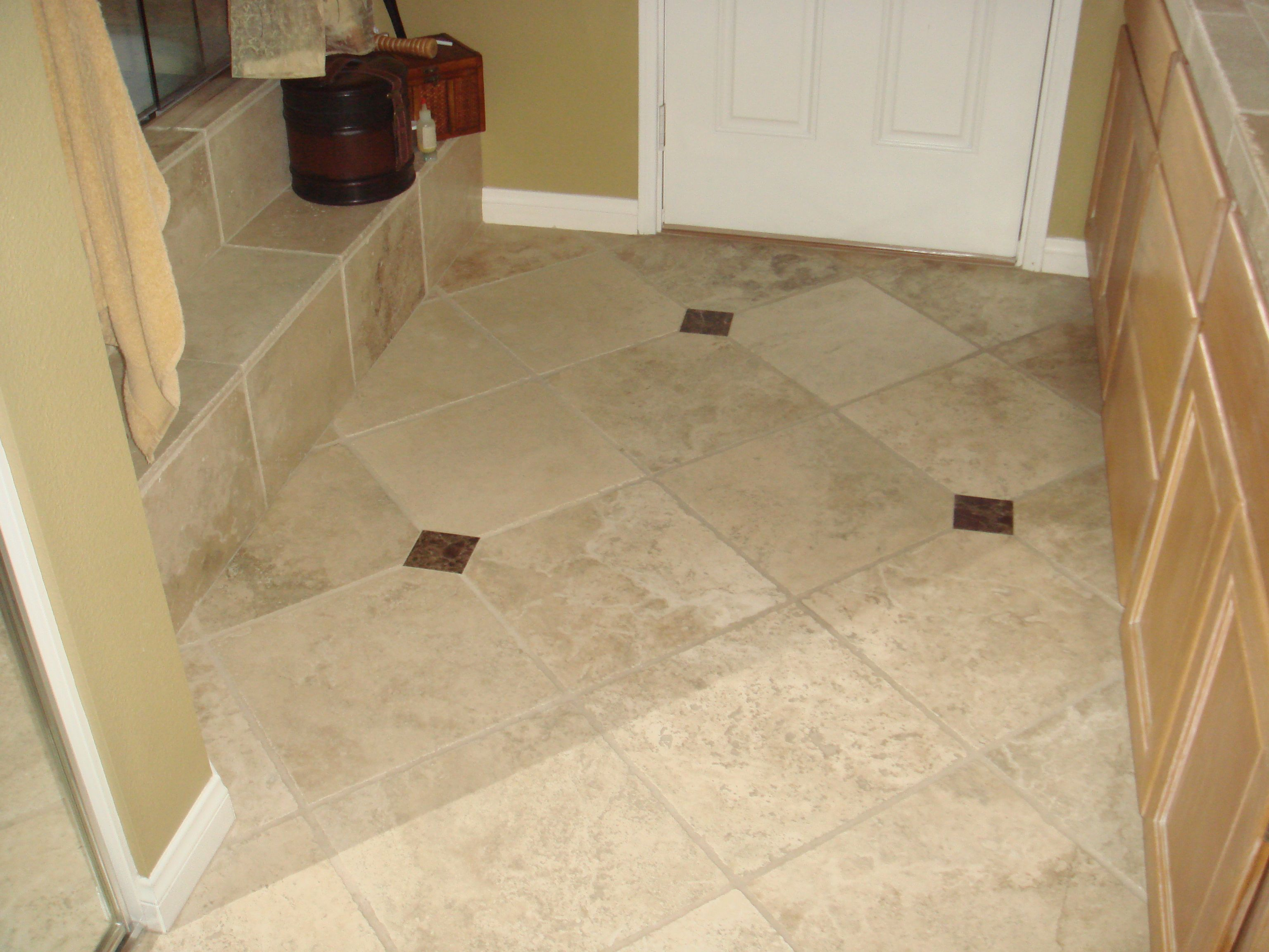 Tile Flooring For Kitchen Table Storage Feature Design Ideas Frugal Tiles Pattern