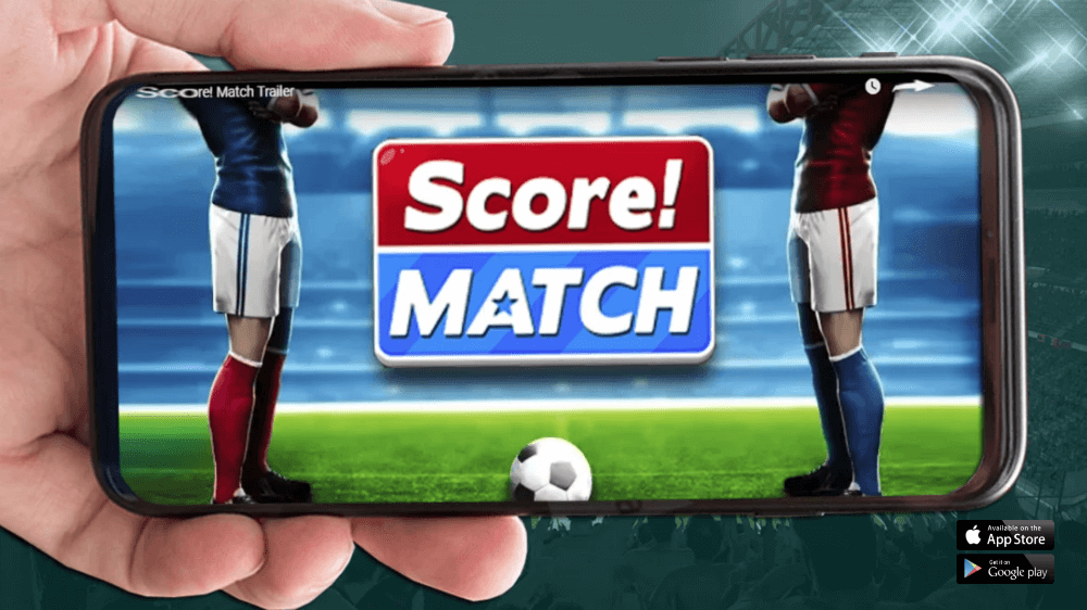 Download Score Match Ap Football Tournament Score Hero Playing Football