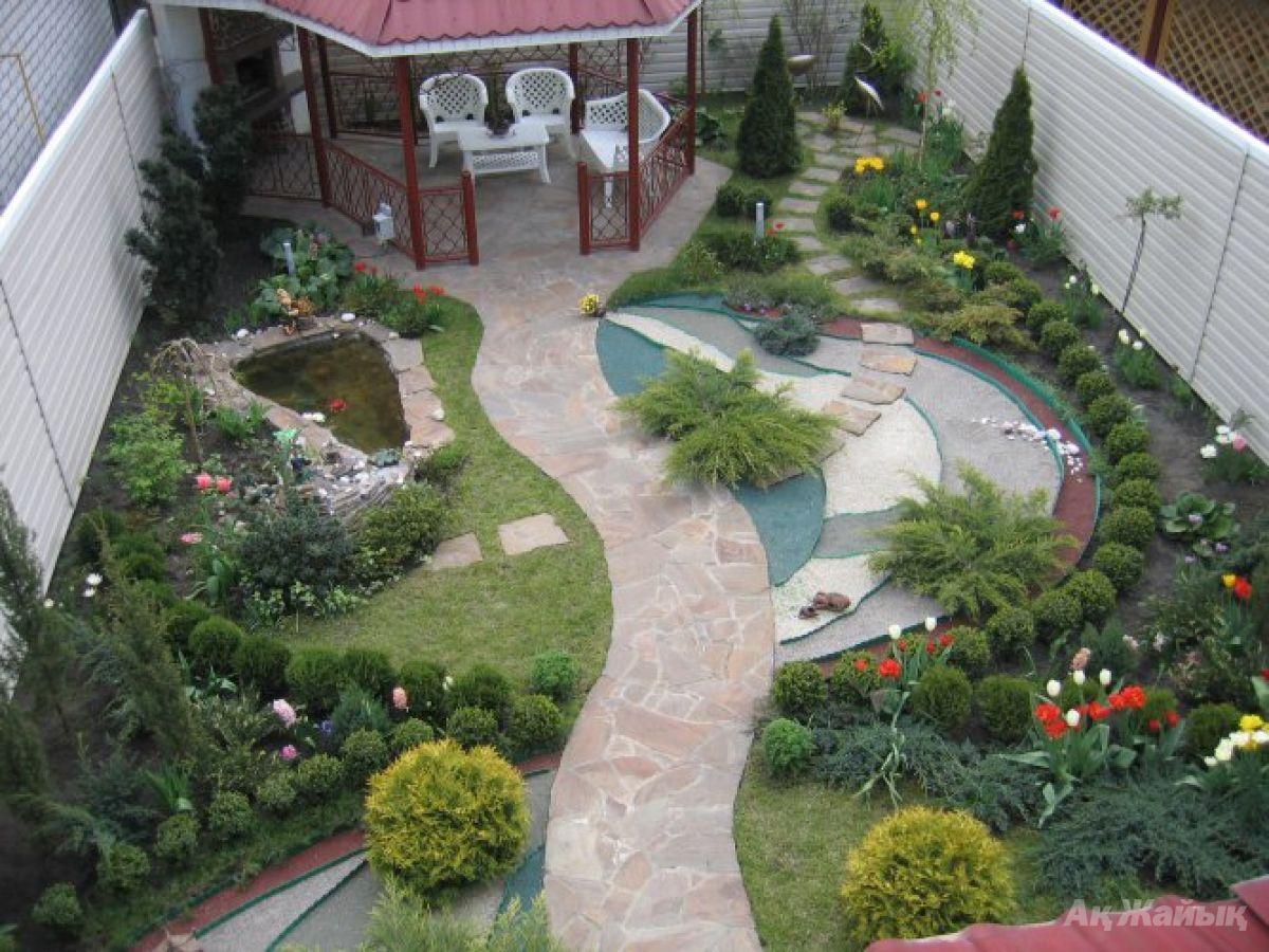 Как украсить двор своими руками с помощью подручных 97