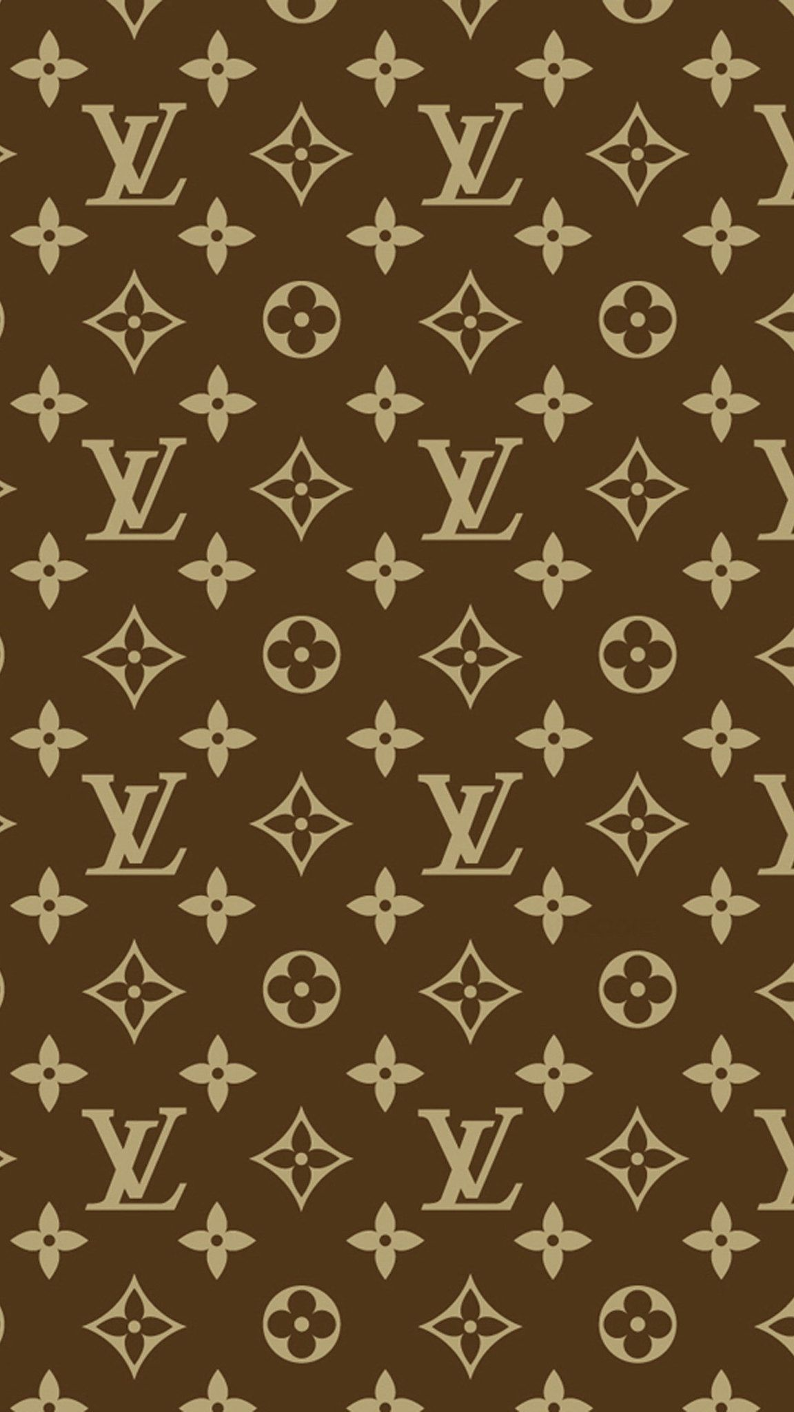 Louis vuitton brown Galaxy Note 4 Wallpapers