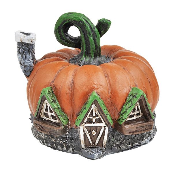 Georgetown Home And Garden Micro Pumpkin House Décor ($5.99) ❤ Liked On  Polyvore Featuring