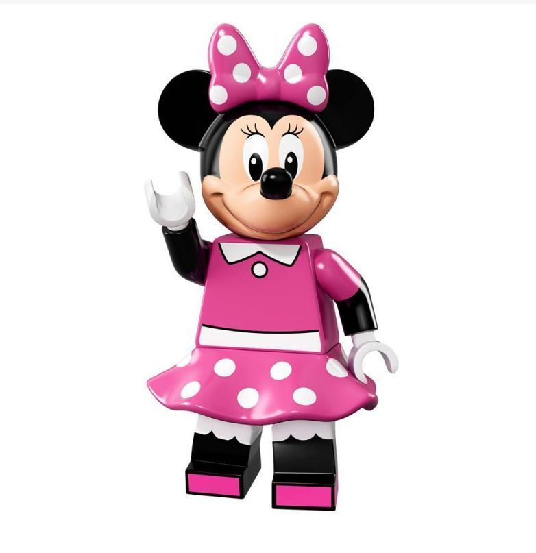Lego Minifigures Disney Series 1 New Choose Your Minifigure Minnie Mouse