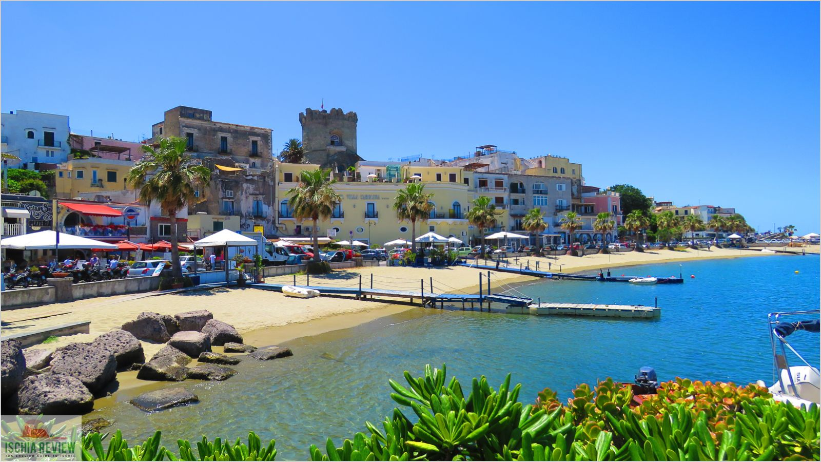 Forio Port, Ischia