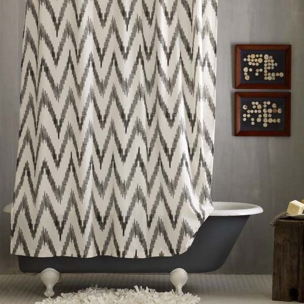 Elegant Bathroom Decorating: Best 25+ Bathroom Shower Curtains Ideas On Pinterest