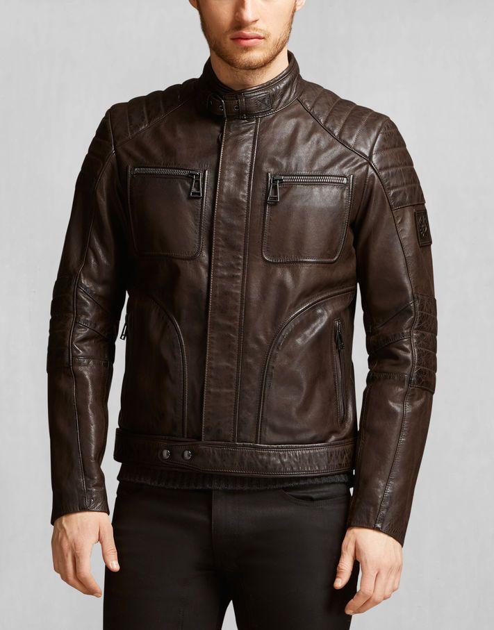 38df6a13578 Weybridge Jacket - Belstaff. Belstaff Leather Jackets Our 11 Top Picks For  2016 ...