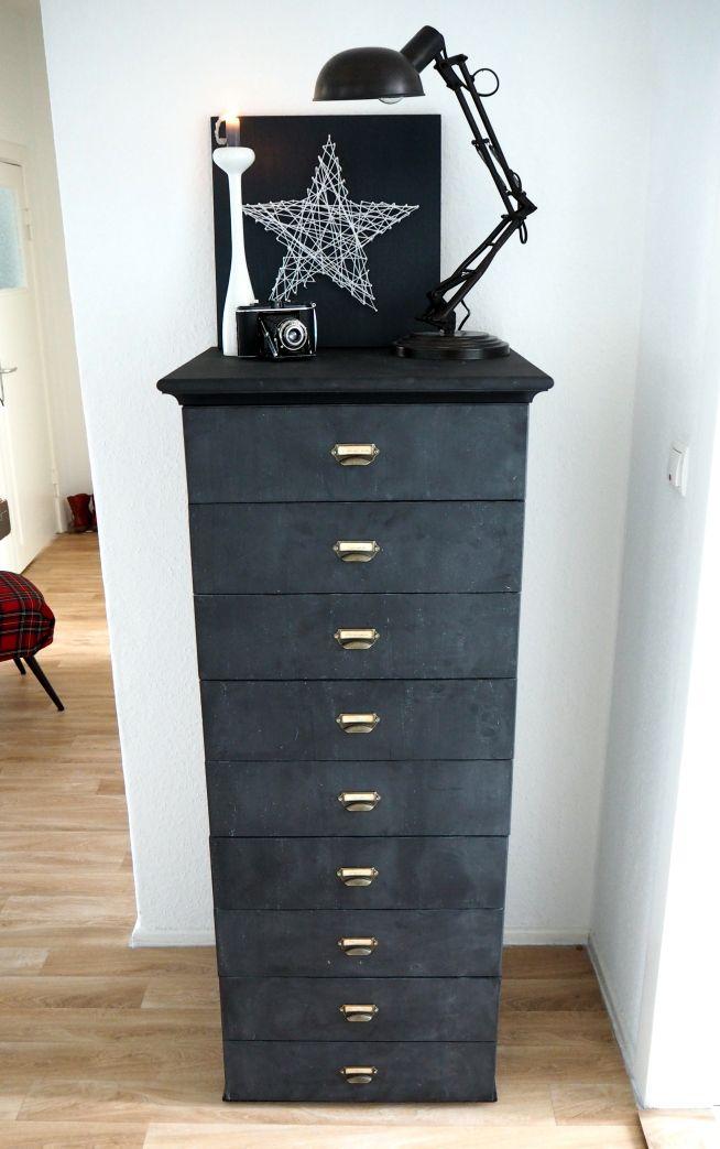 ikea hack schuhschrank aus hurdal kommode ikea pinterest schuhschr nke kommode und ikea. Black Bedroom Furniture Sets. Home Design Ideas
