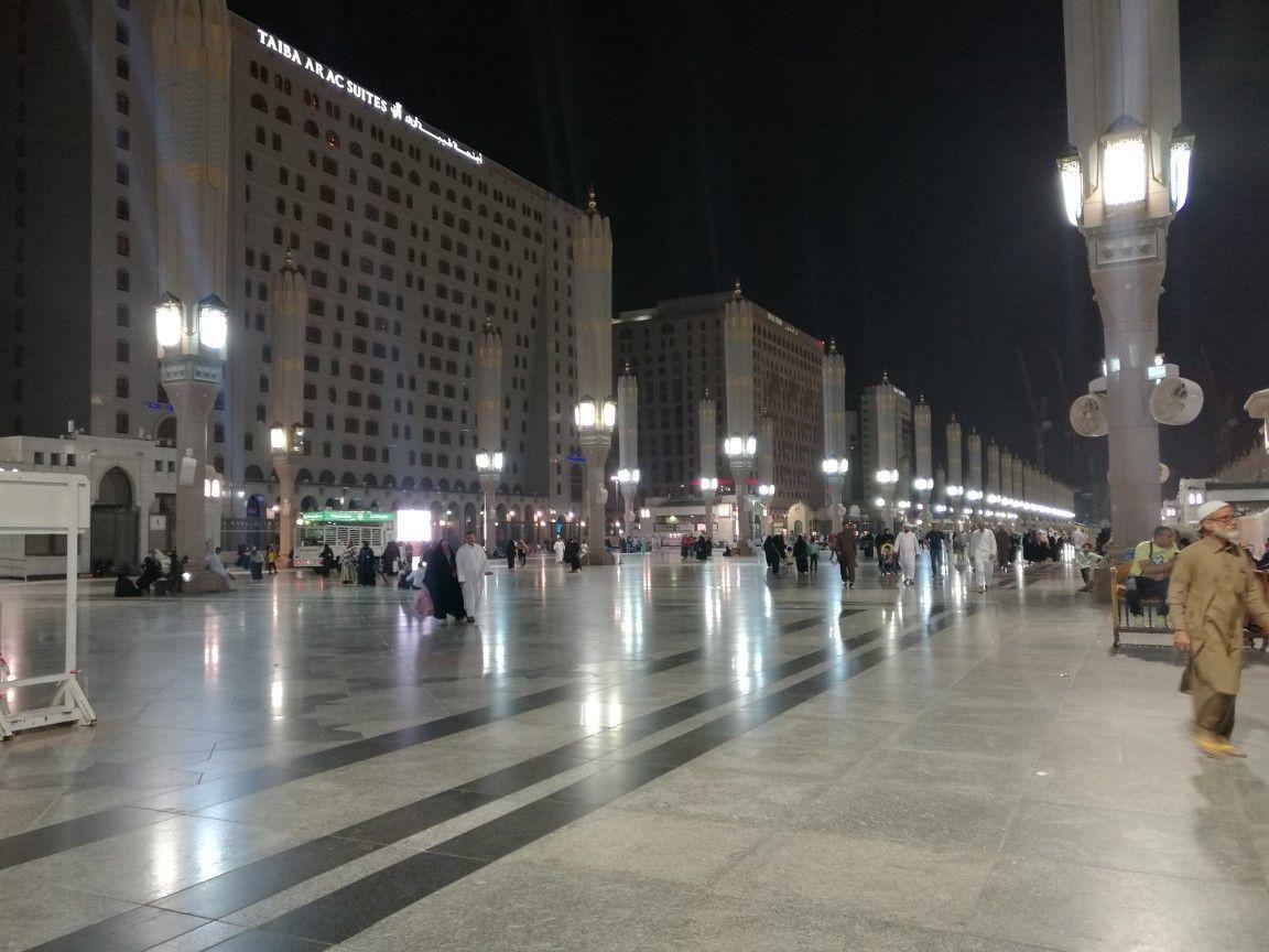 Madina Haram Madina Street View Haram