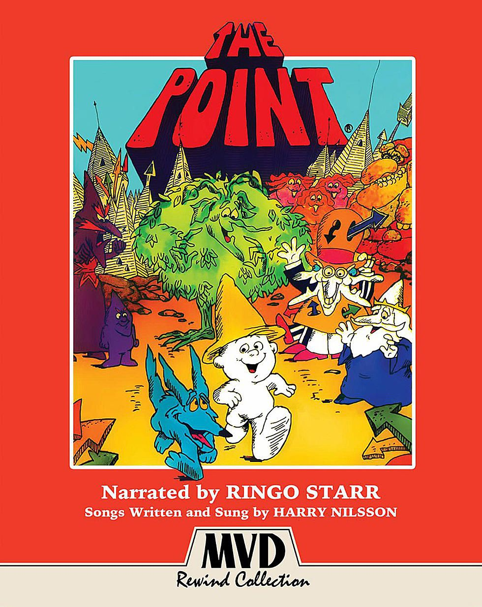 Harry Nilsson's 'The Point' Movie to Be ReReleased on Blu