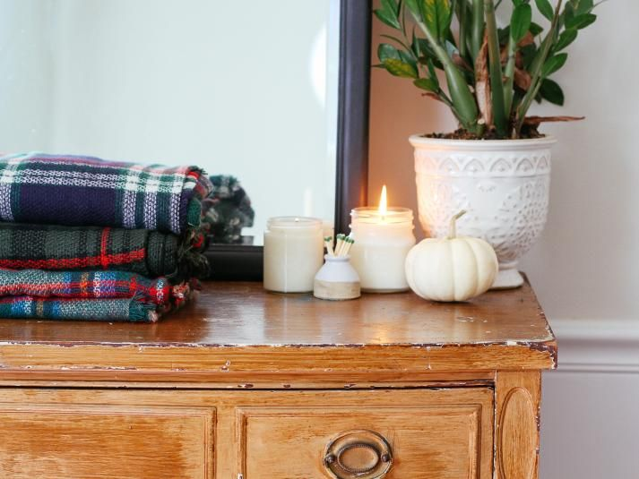 As stores line their aisles with fall-inspired décor, it's easy to get lost in the excitement and want to reach for those pumpkin, apple and cinnamon-scented candles. Those candles can be scented a huge variety of fragrance ingredients. Some of these fragrance ingredients may be allergens, sensitizers, or potentially harmful chemicals like phthalates. Since fragrance ingredients are not required to be listed on the candle's label you have no way of knowing what you are using around you home…