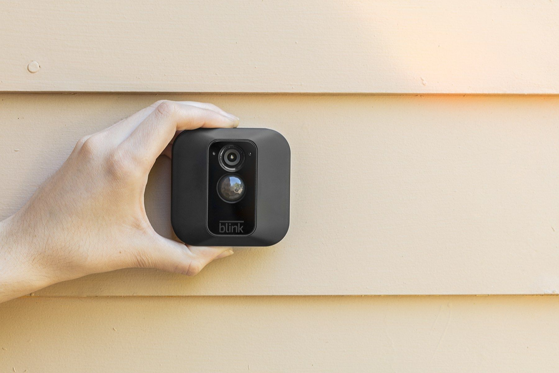 Blink XT Outdoor Security Camera Review Home security Pinterest