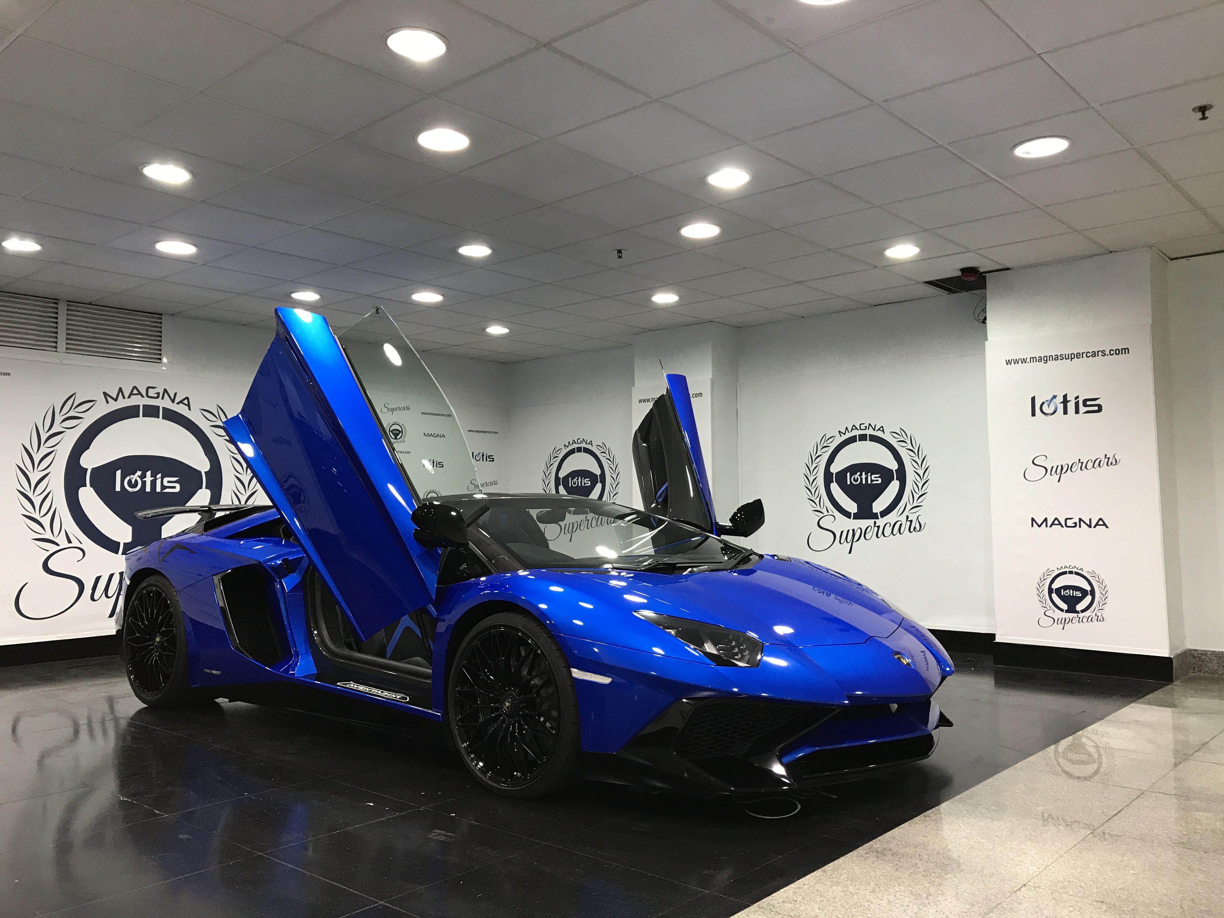 2016 Lamborghini Aventador Sv In Marbella Spain For Sale On