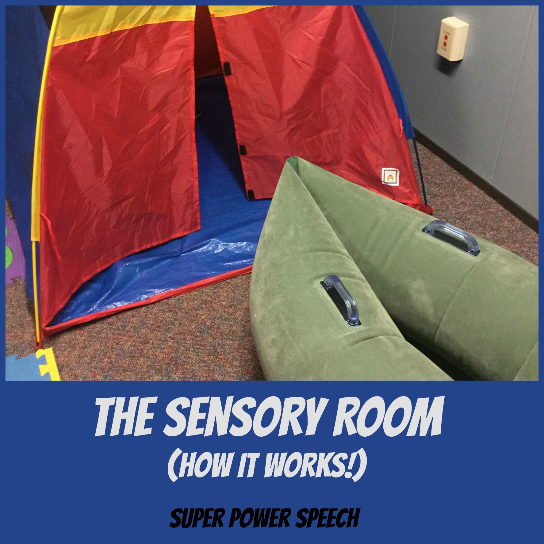 In 2012, our school had an oddly sized, closet-like room become available for use. After speaking with my principal, I wrote a Donor's Choose to turn this space into a Sensory Room for the in…