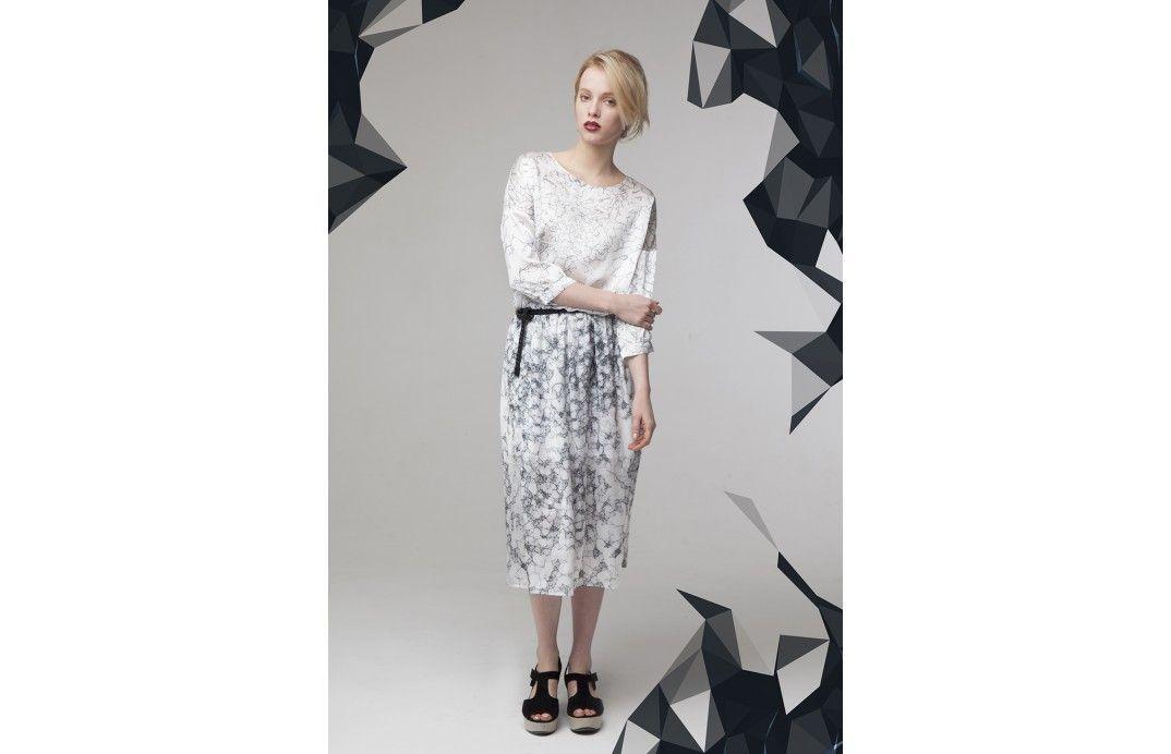 Meet My Designer - Young Designer Spotter - The Polygon Dress