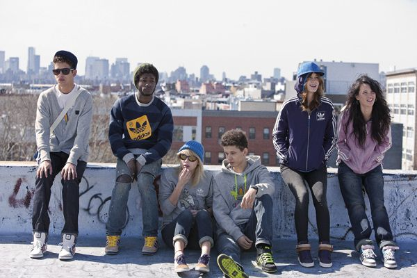 Adidas Originals Interactivo en Bafweek 2011
